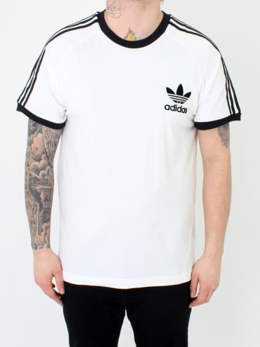 CLFN T.Shirt - White/Black