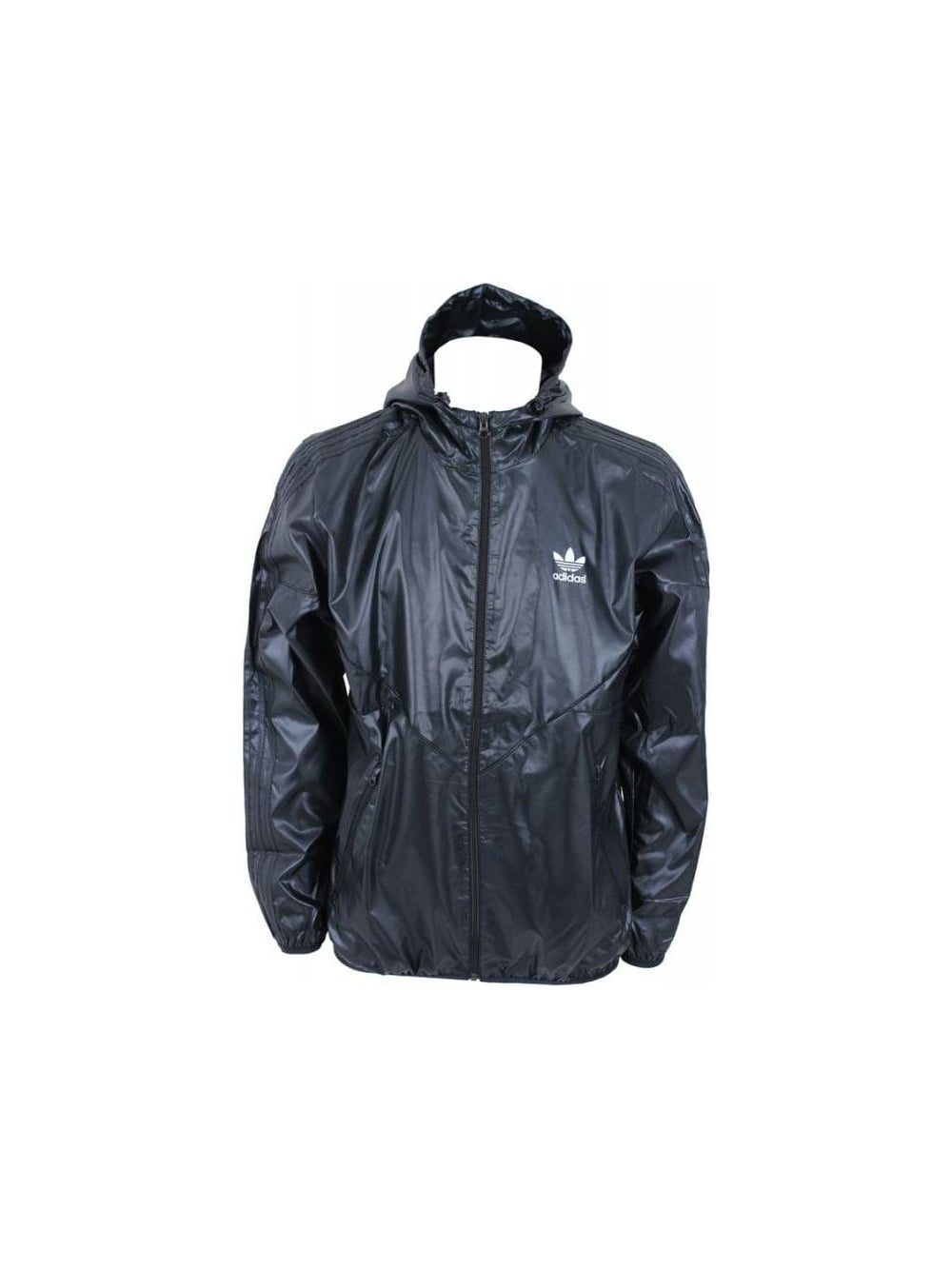 65958e40a Adidas Originals Colorado Windbreaker in Black/White - Northern Threads
