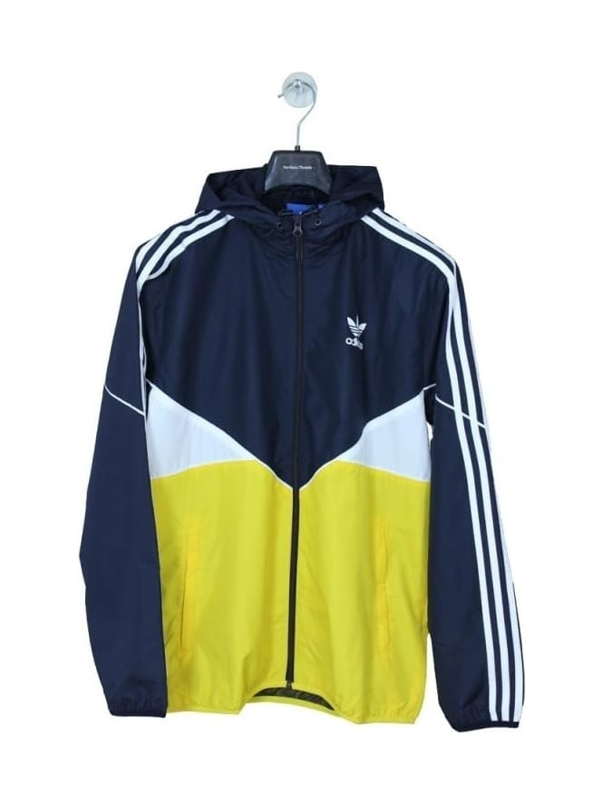 adidas Originals CRDO Wind Breaker - Legend Ink