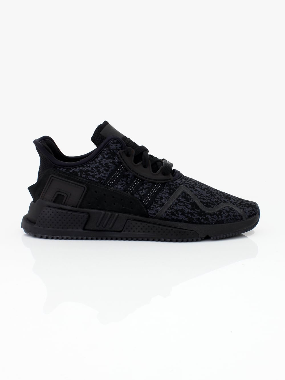 0359057cd66f25 adidas EQT Cushion ADV in Black Black - Northern Threads