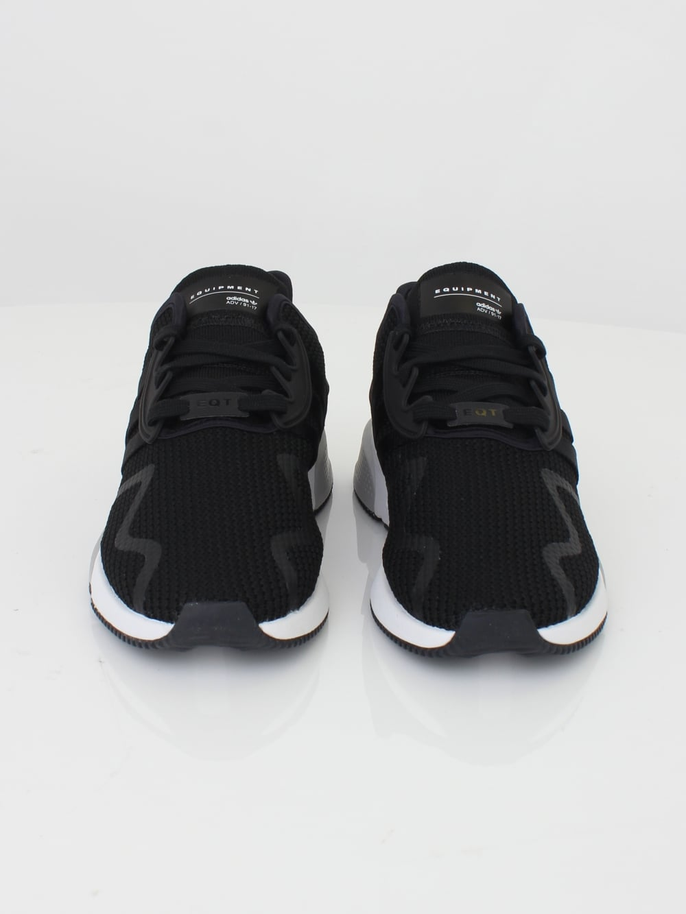 e11a15a11adafd Adidas EQT Cushion Advantage in Black - Northern Threads