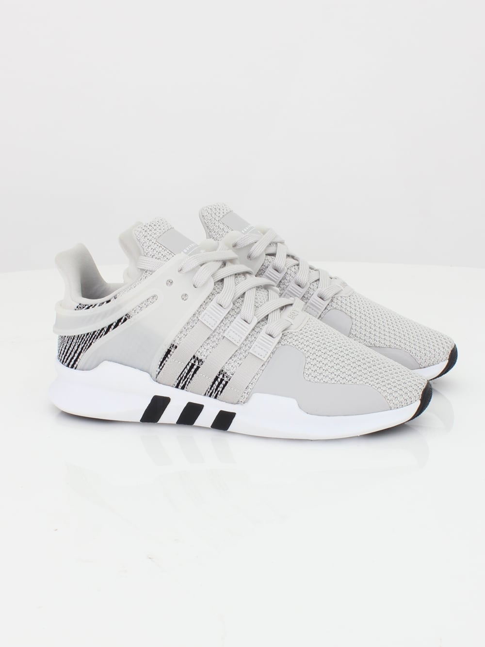 free shipping 6f0a5 ac66d EQT Support Adv - White/Grey