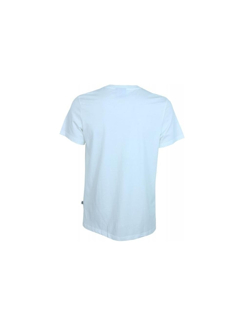 huge discount 5dbdc c2819 Fade Fill T Shirt - White