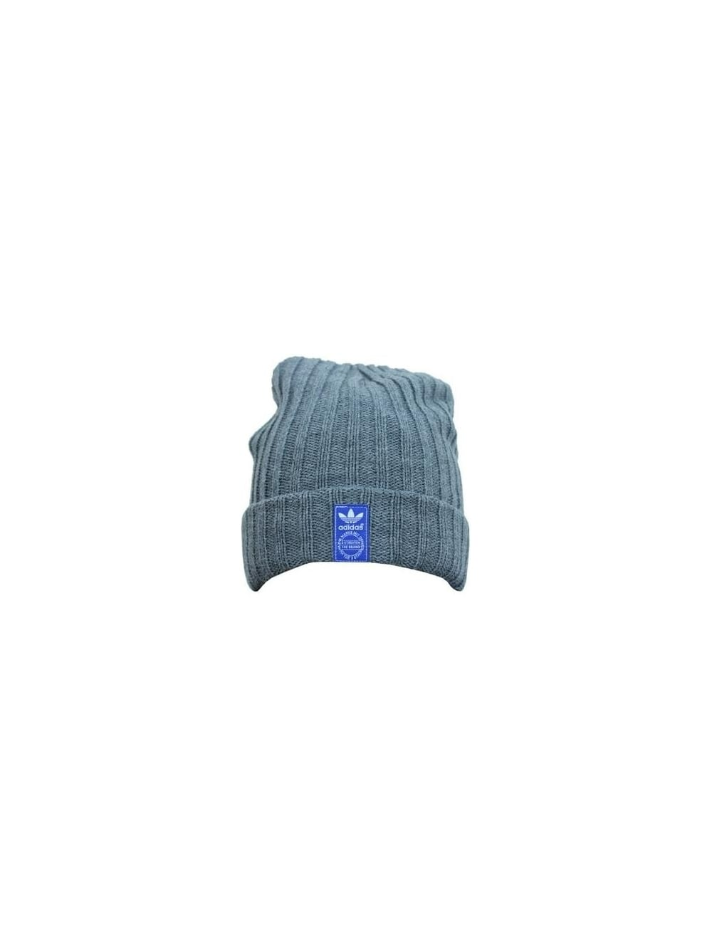 c06e00bf9fc Adidas Fisherman Beanie in Mid Grey - Northern Threads