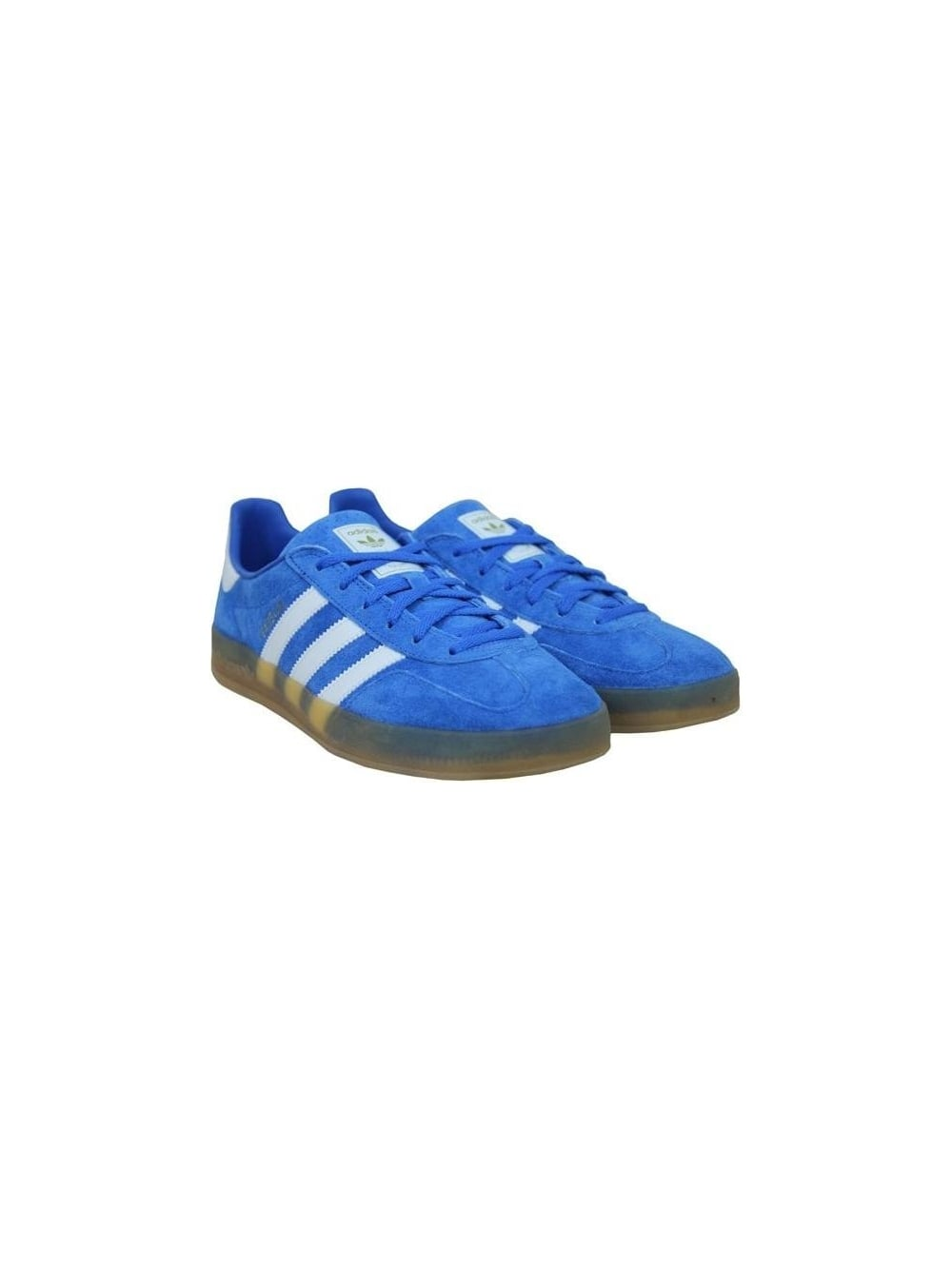 3e26776e1fb Adidas Gazelle Indoor in Bluebird - Northern Threads