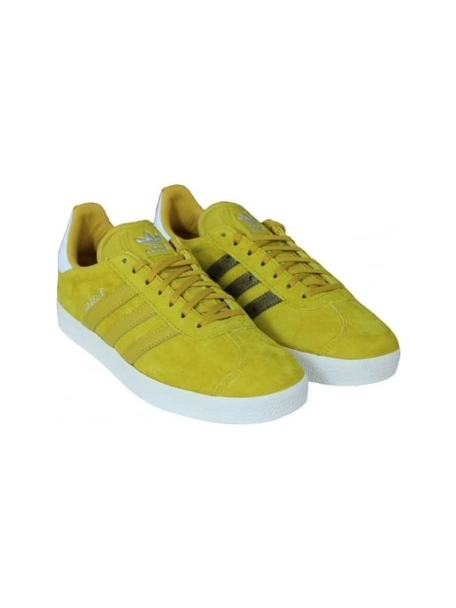 adidas Originals Gazelle - Nomad Yellow