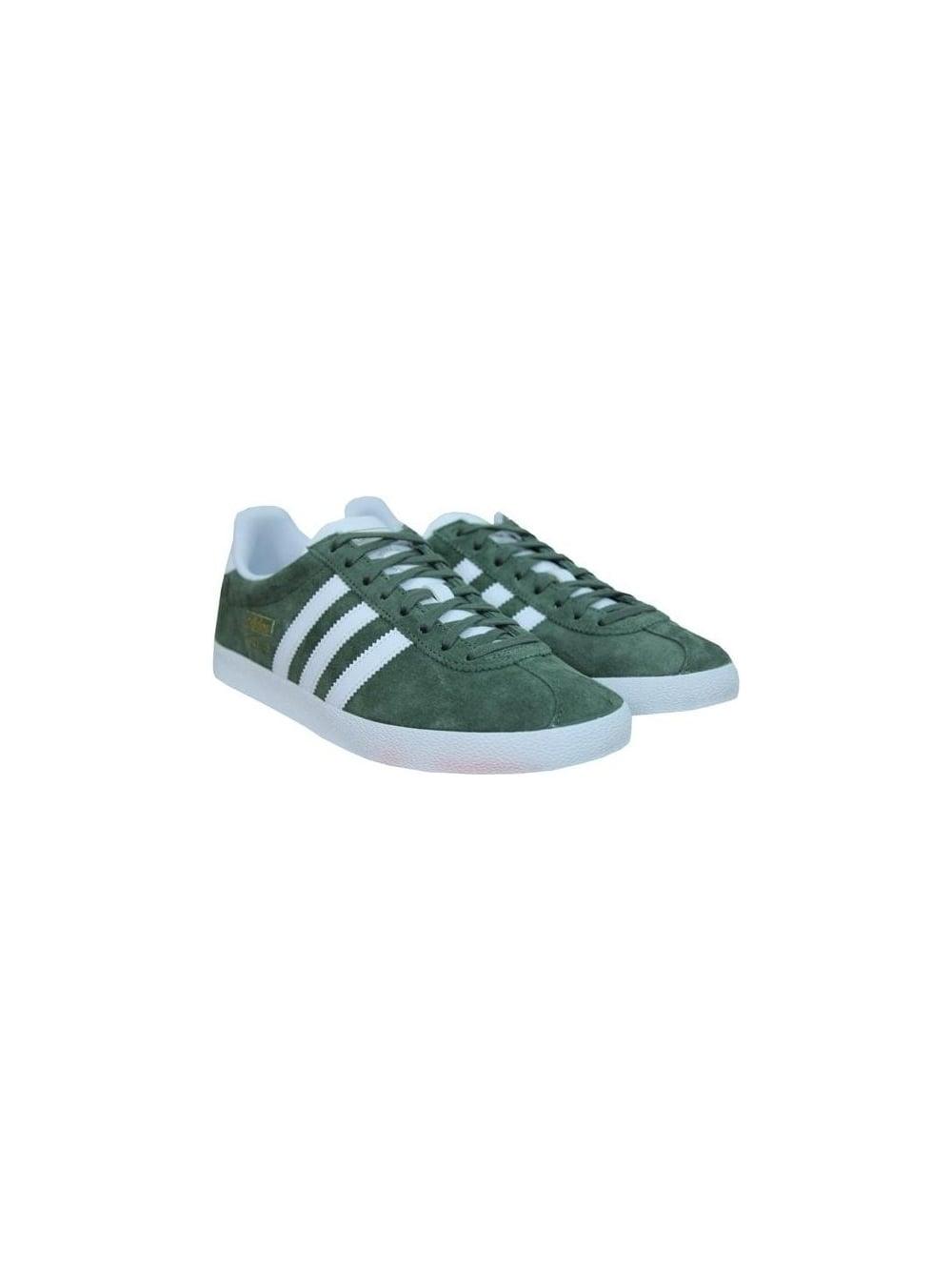 release date: f2774 a5abb Gazelle OG - Base Green