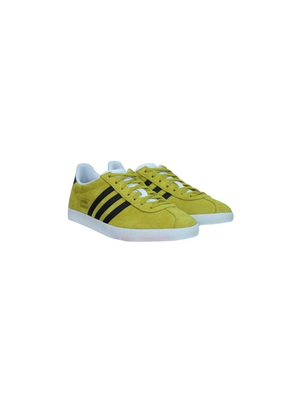 adidas gazelle og yellow