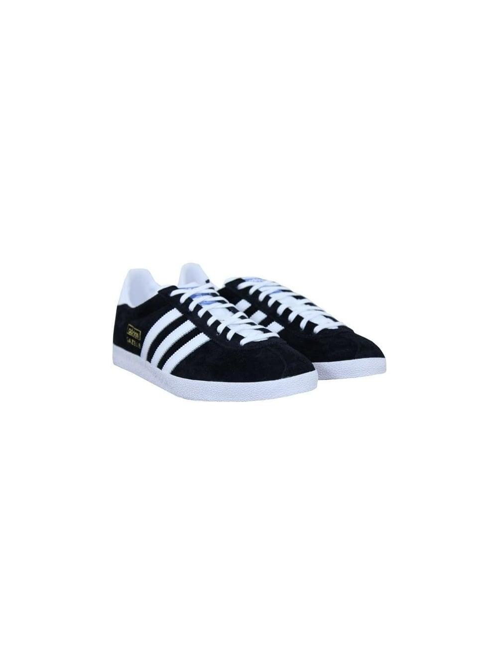 separation shoes 65f09 c0da8 Gazelle OG Trainers - Black White