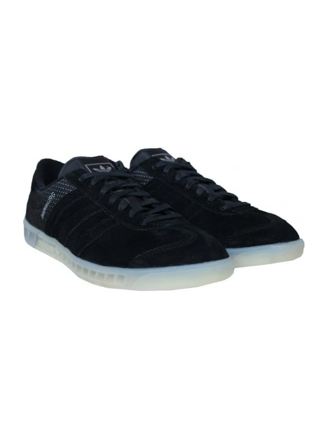 adidas Originals Hamburg Tech - Core Black