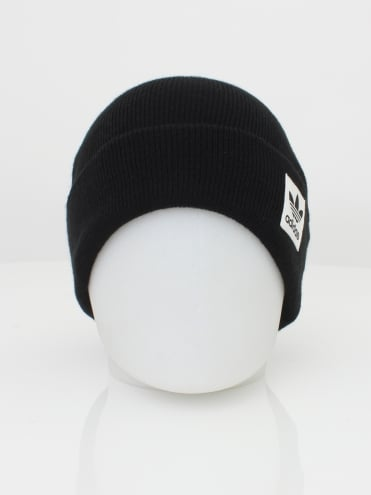 High Beanie - Black