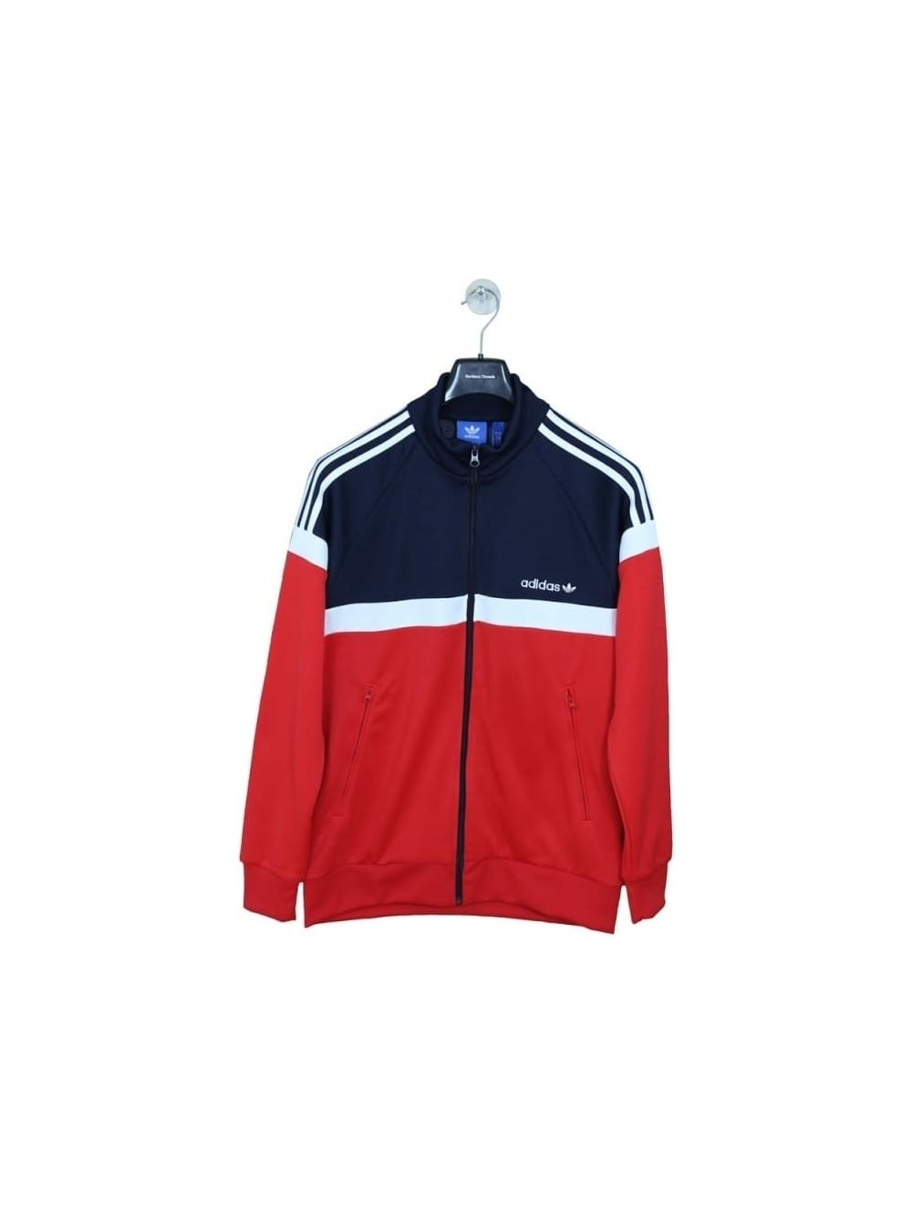 Itasca Track Top - Red