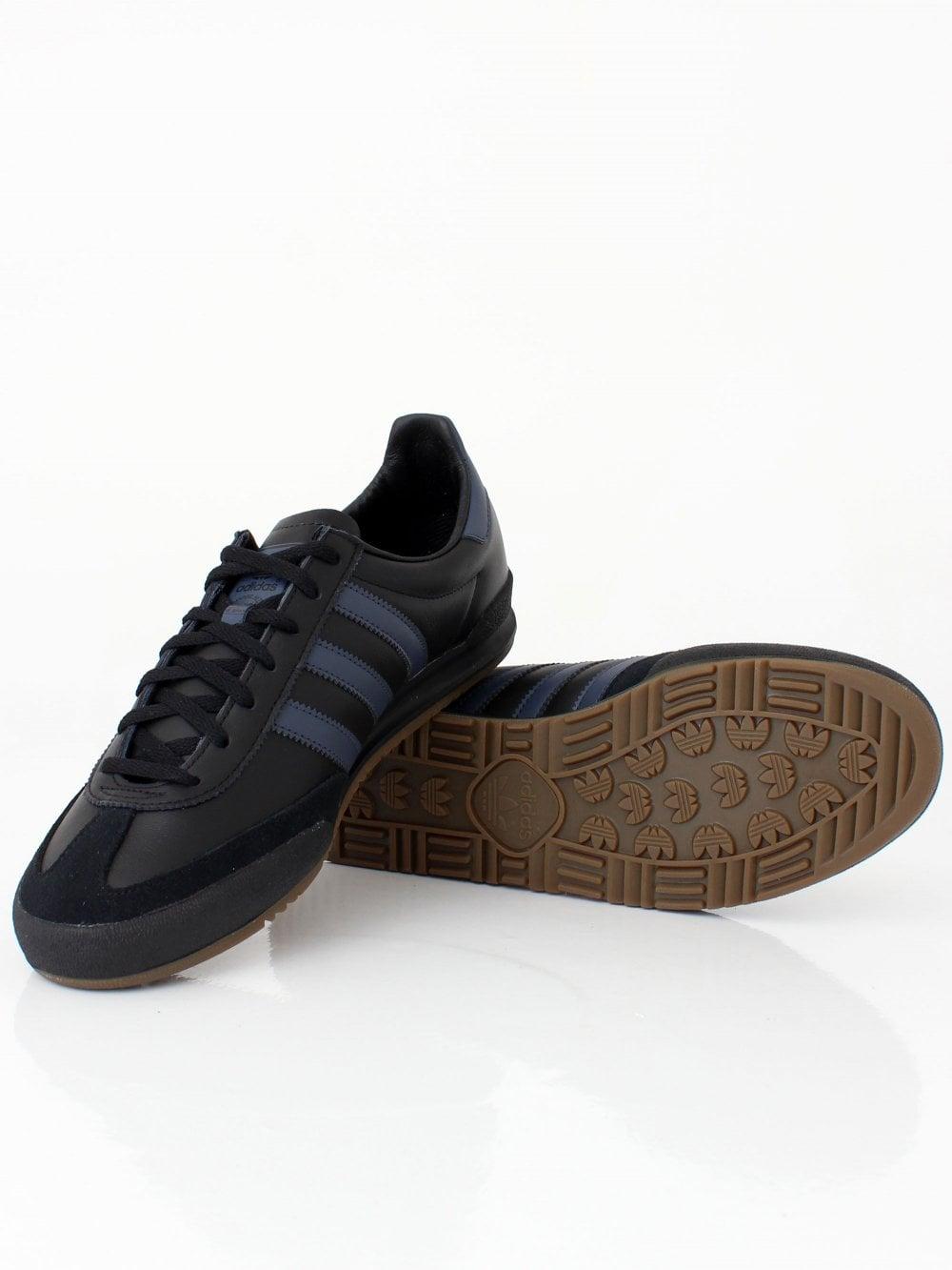 adidas jeans black