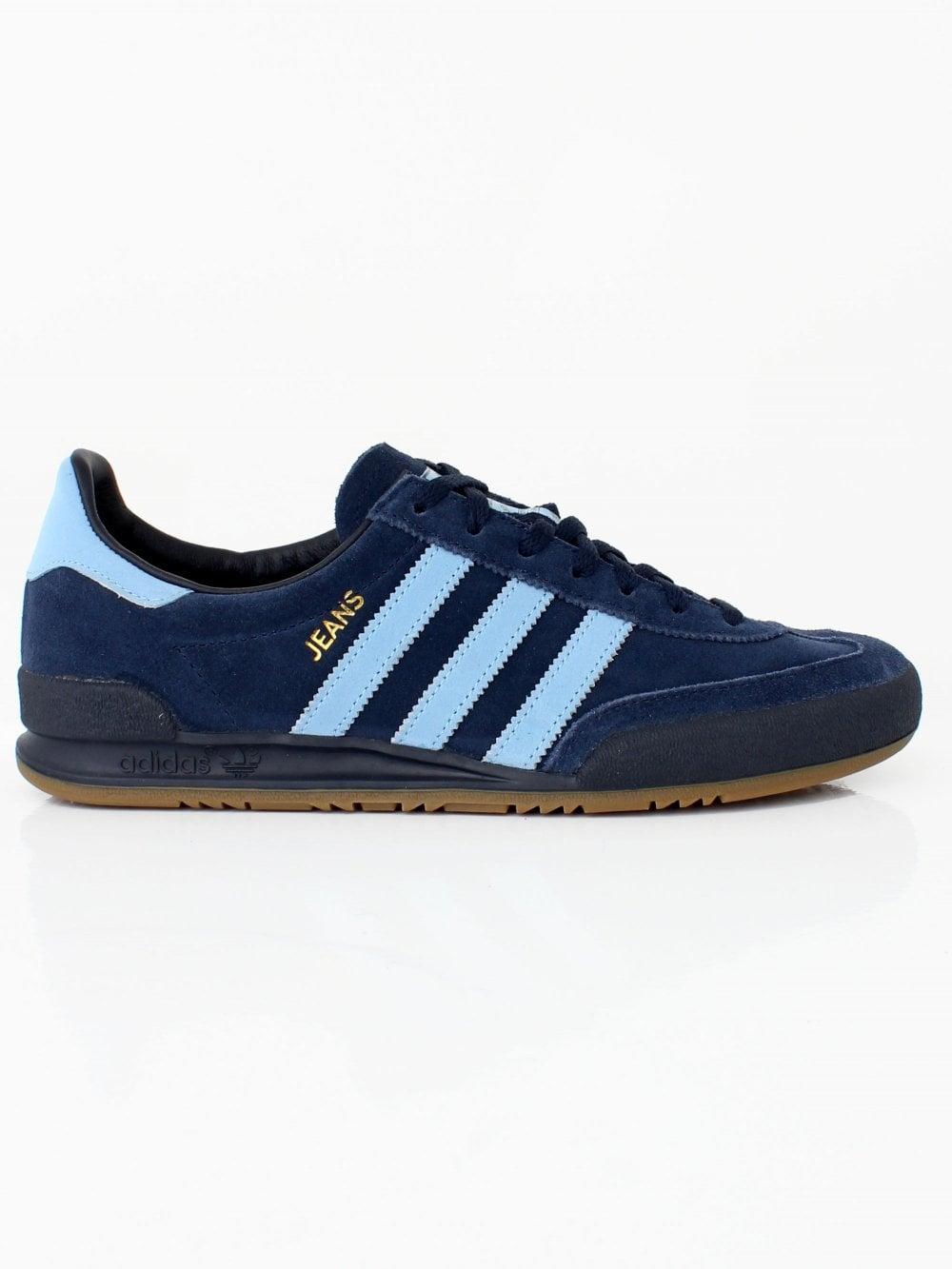 0c14ad56ddd Adidas Jeans in Blue Aqua