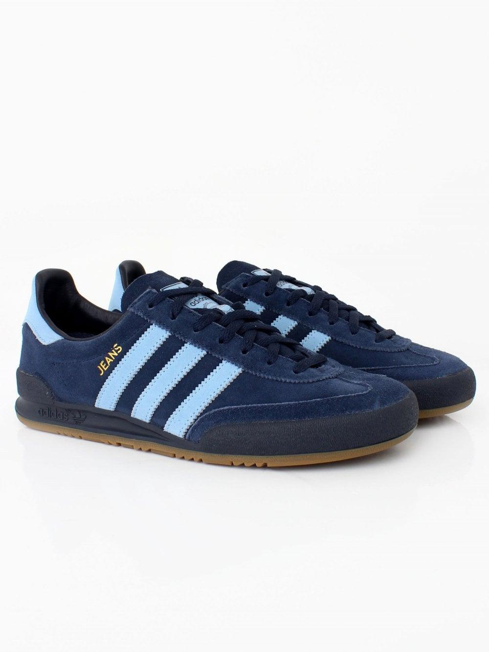 Adidas Jeans in Blue/Aqua