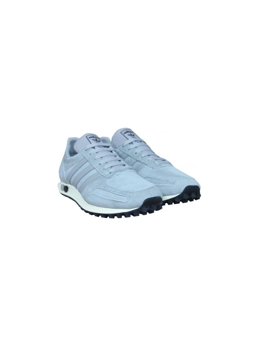 adidas la trainer solid grey