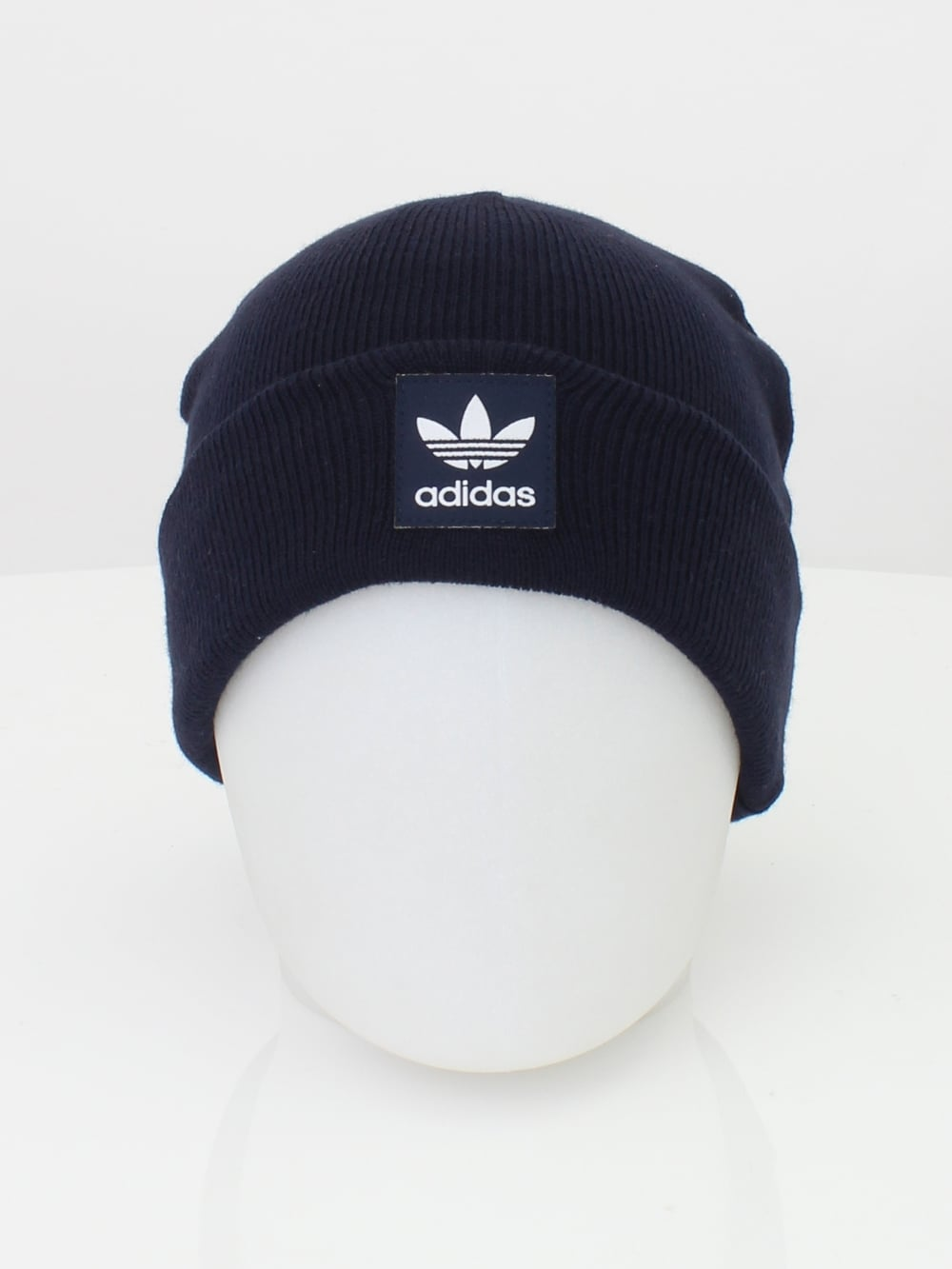 e7d3f62d6c5 Adidas Logo Beanie in Legend Ink - Northern Threads