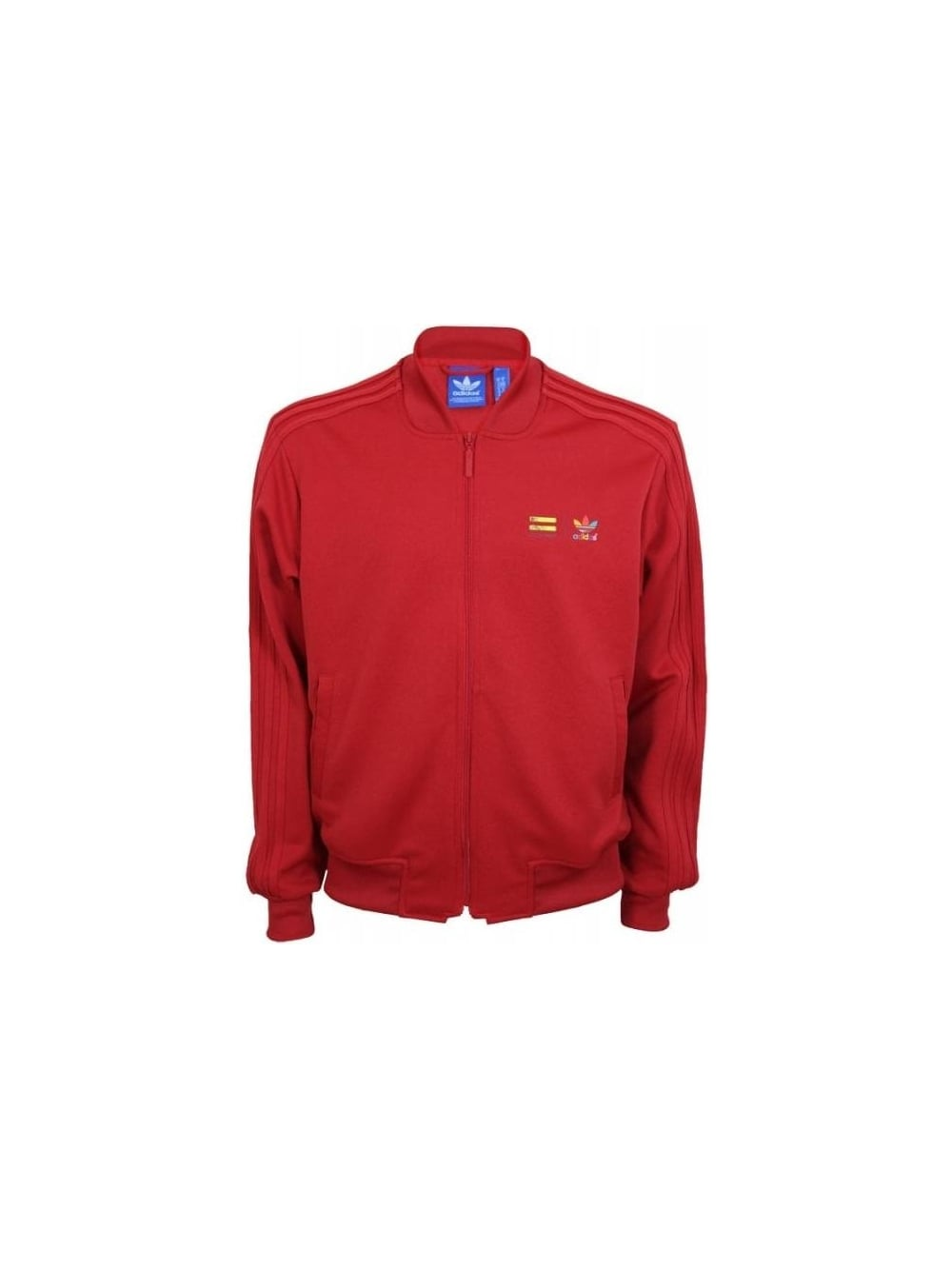 clearance sale special for shoe top brands Pharrell Williams Mono Superstar Track Jacket - Red