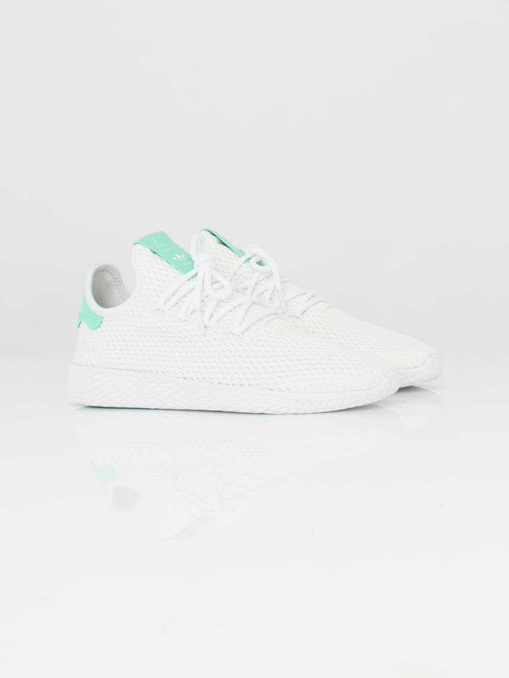 5c3e1f21c5ae8 adidas X Pharrell Williams Tennis Hu Trainer in Green - Northern Threads