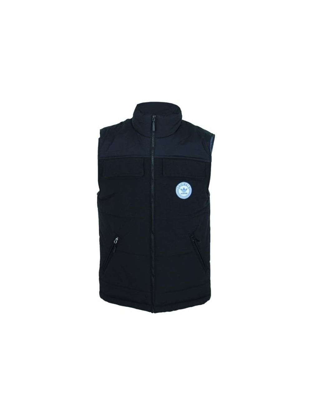Praezision Vest Black