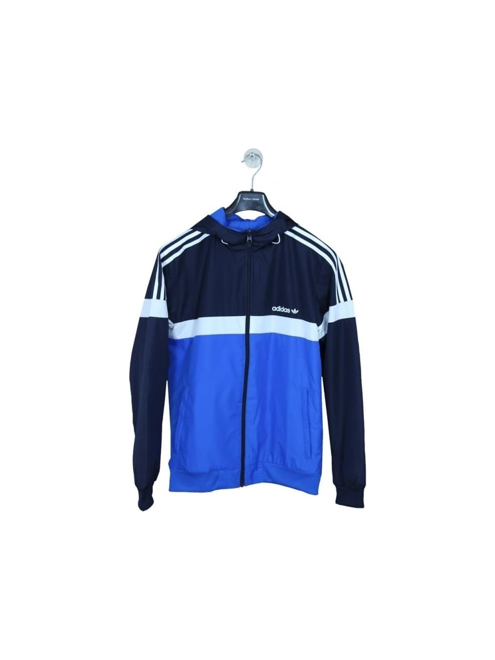 Adidas Originals Reversible Windbreaker Jacket Legend Ink