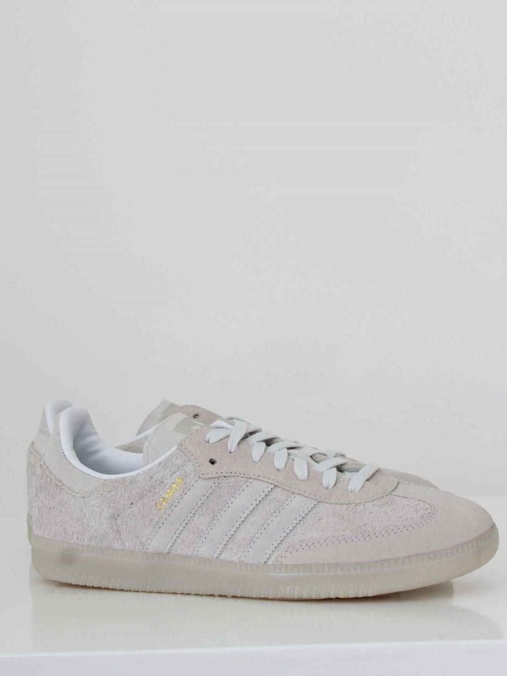 Adidas Samba OG in Crystal White