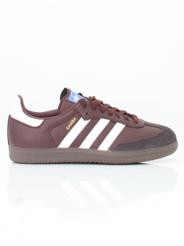 Samba OG Trainer - Mystery Brown