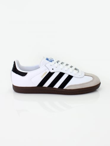 Samba OG Trainers - White/Granite