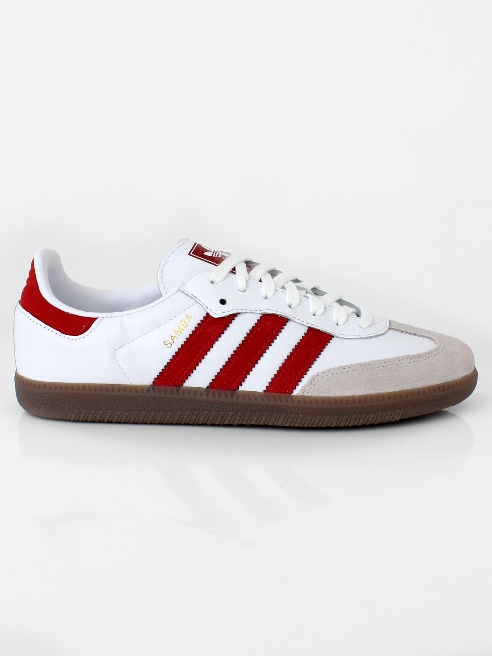 more photos cheap for sale top brands Samba OG Trainers - White/Red