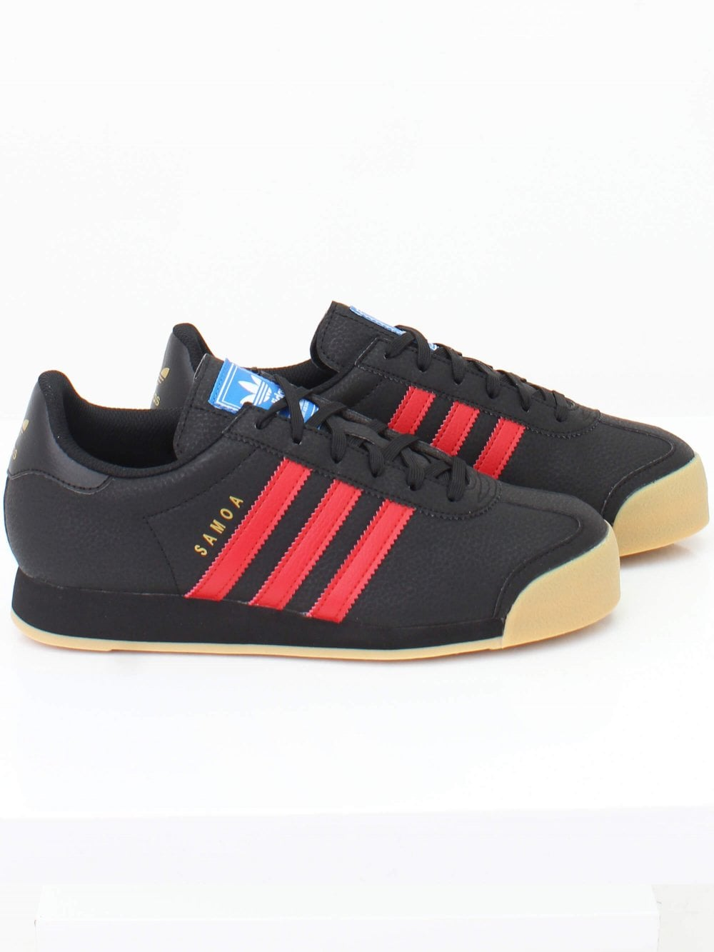 adidas Originals Samoa in Black
