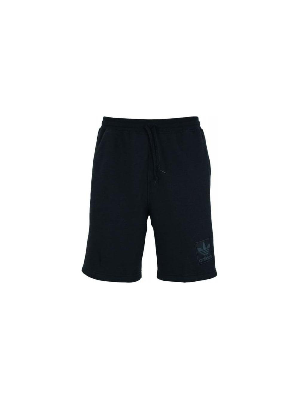 Adidas Originals Shorts Black Essentials Sport TF1Jl3cK