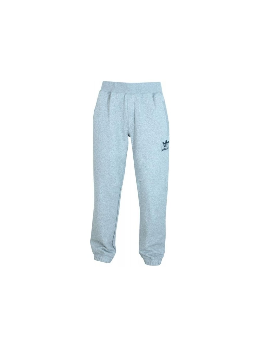 on feet at lower price with fresh styles adidas Originals Sport Essentials Sweatpants - Grey Heather