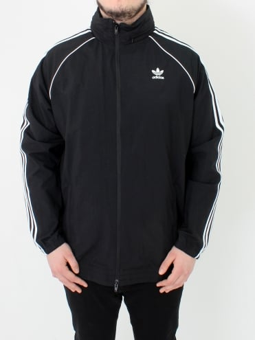 SST Windbreaker - Black