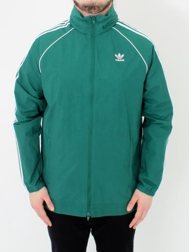 SST Windbreaker - Green