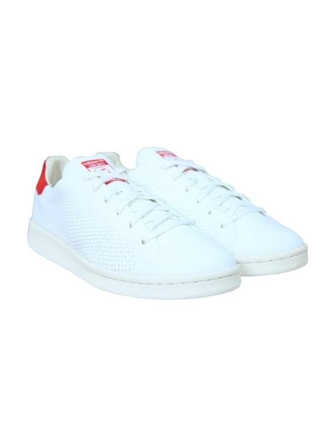 quite nice bb48c cbcb7 Stan Smith OG Primeknit Trainer - White/White