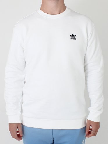 Standard Crew Sweat - White