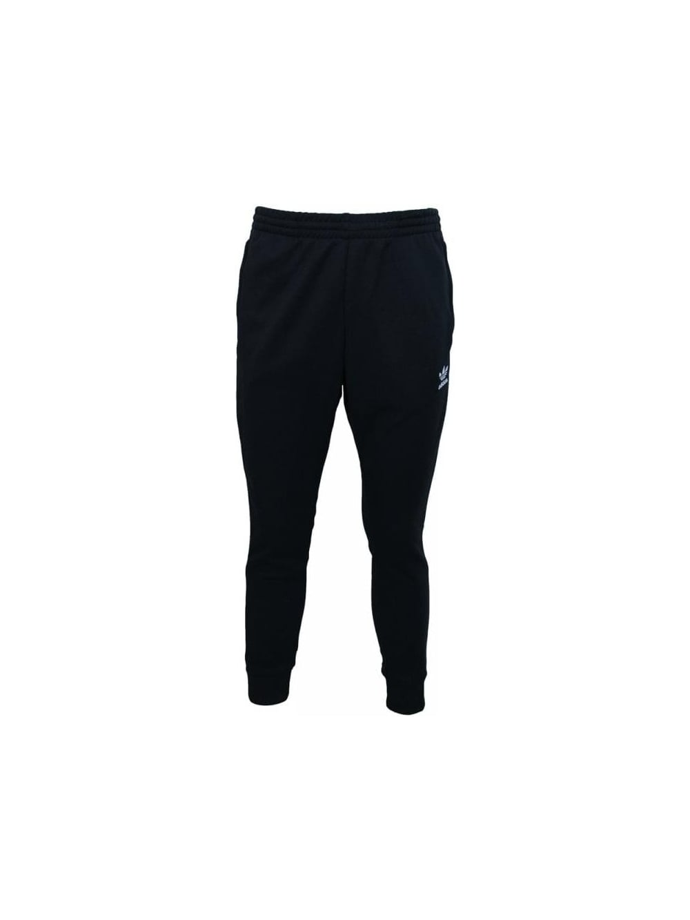 69a16603c5bc Adidas Superstar Cuffed Track Pants in Black - Northern Threads
