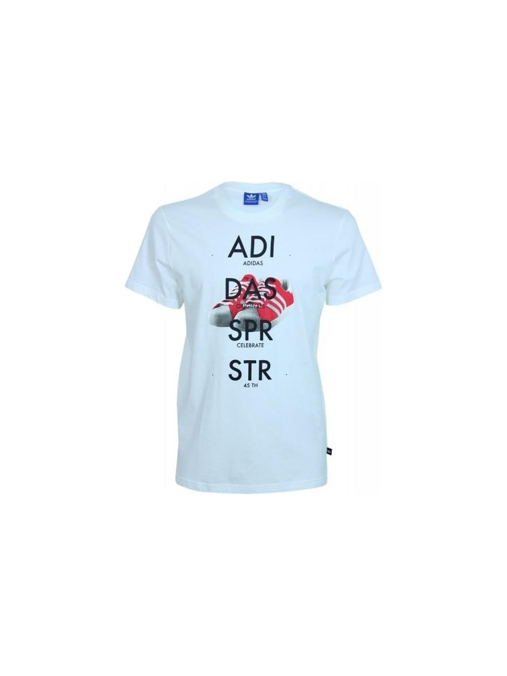 adidas originals superstar t shirt