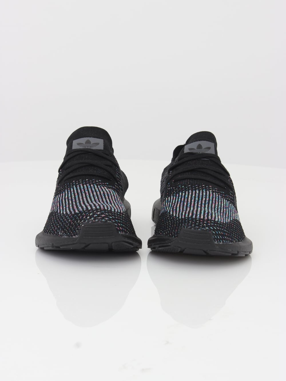 adidas originals swift run core black