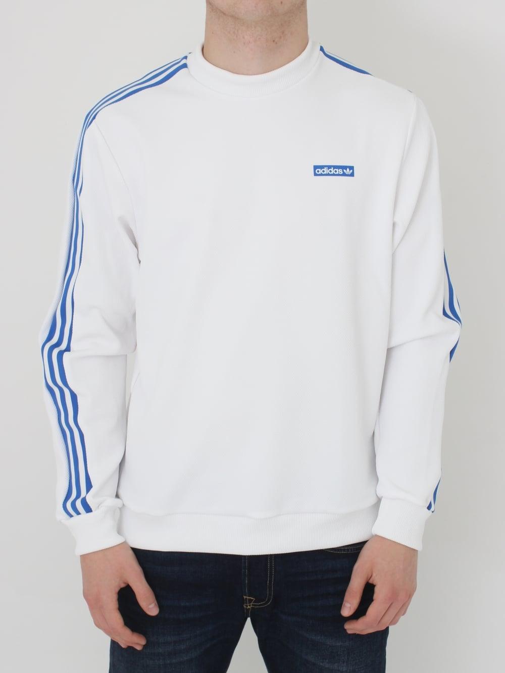 attractive price finest selection hot sale Tennoji Crew Sweat - White