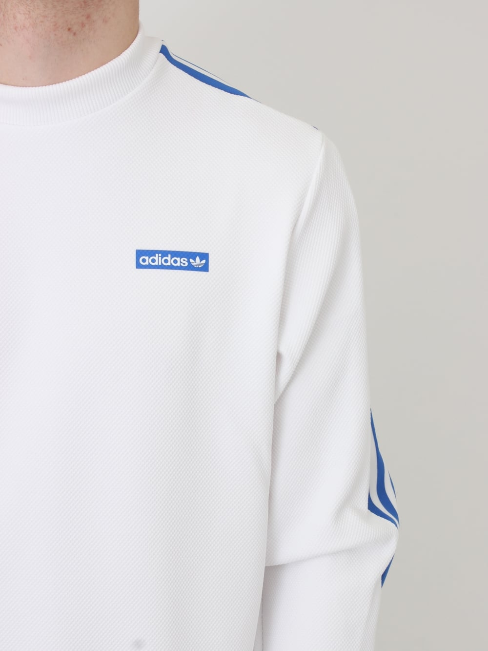 74bfaffd Tennoji Crew Sweat - White