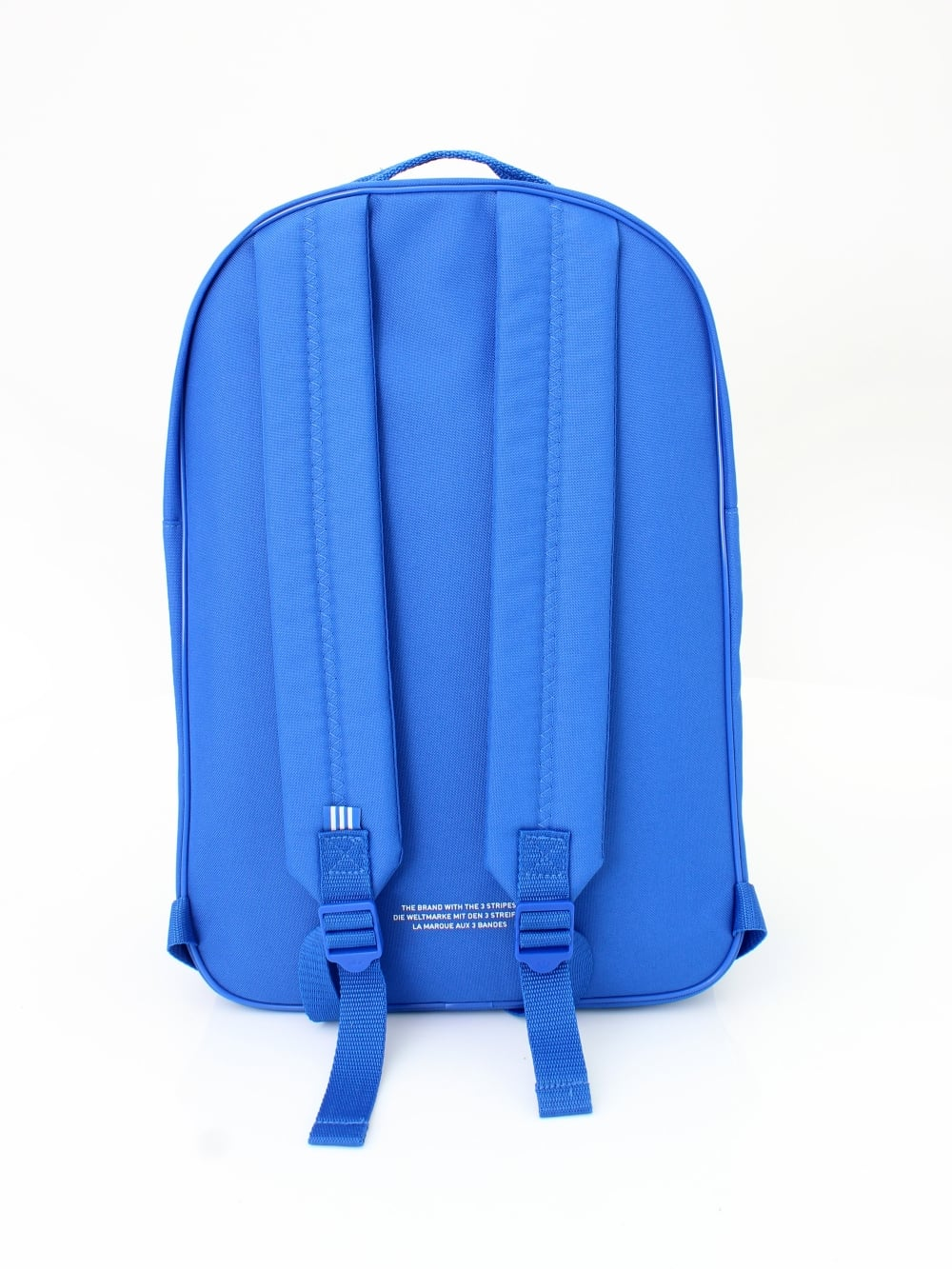 adidas Originals Trefoil Backpack in Blue   Northern Threads 913c9e3120