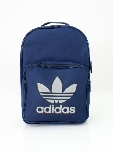 Trefoil Backpack - Navy