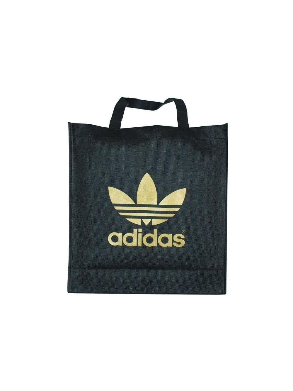 ad932a114c Mens adidas Originals Trefoil Shopping Bag - Black