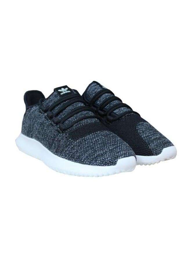 Adidas Tubular Shadow Knit In Core Black 96a5ce3f52f6