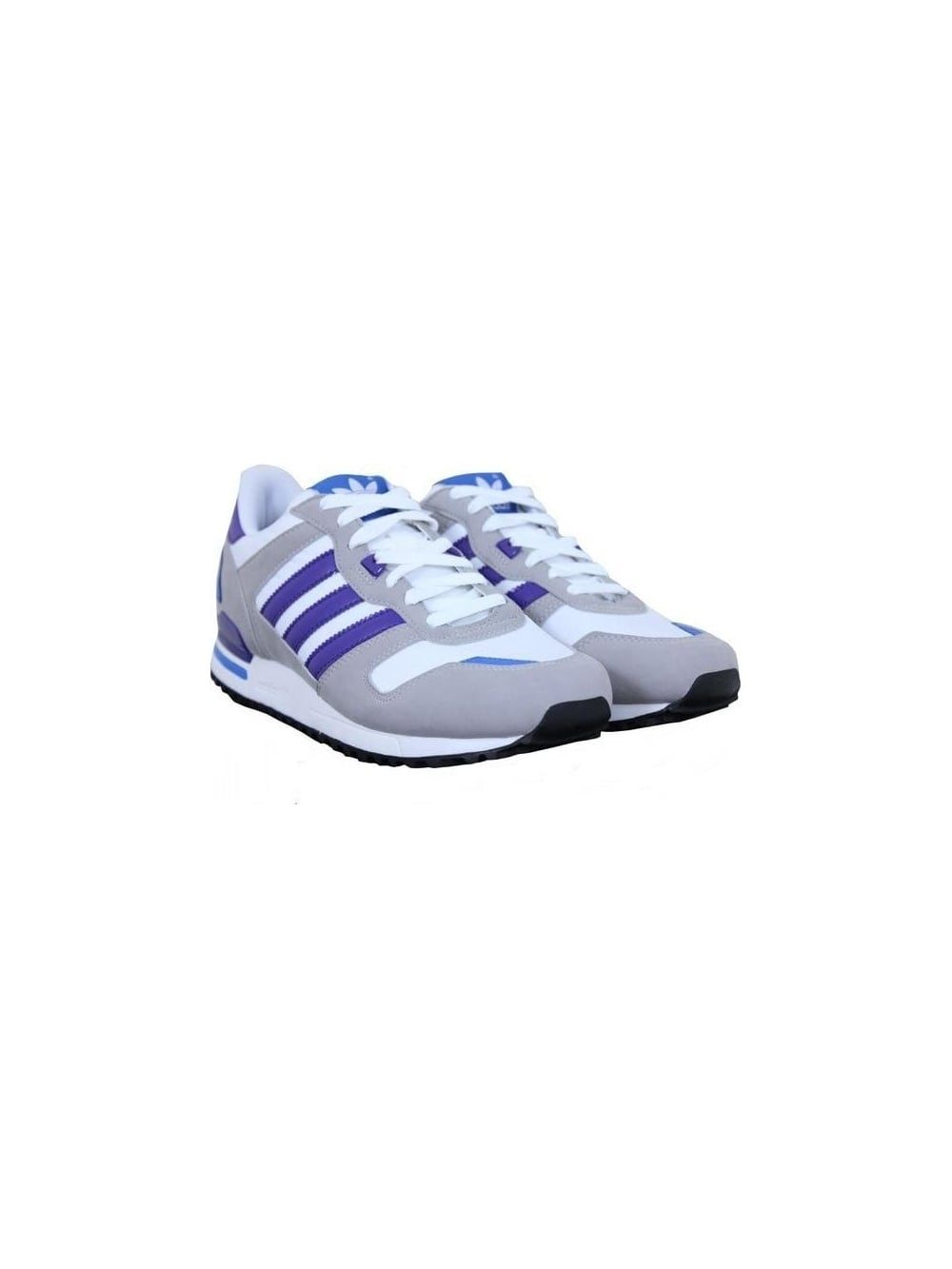 the latest 78e96 17f61 ZX 700 - Running Trainers White/Aluminium