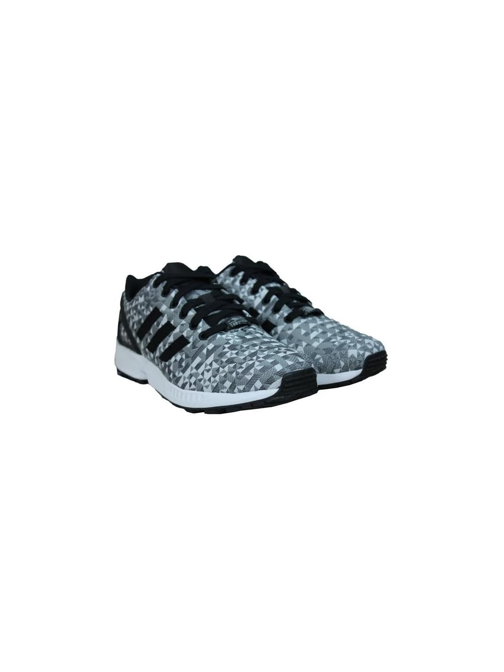 huge discount 96f32 0b9c1 ZX Flux Weave - White/Black