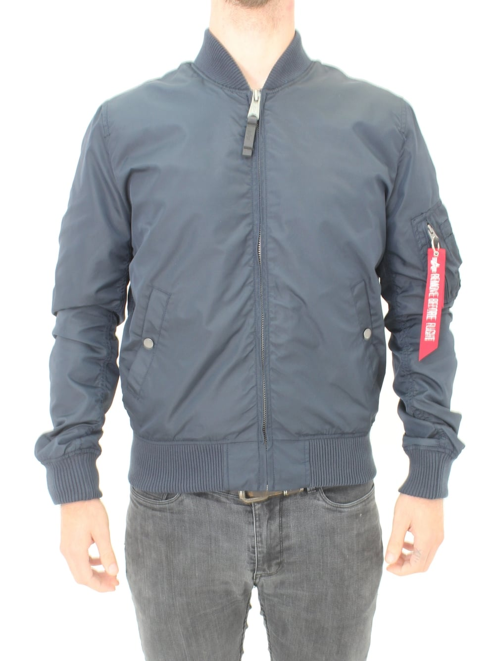 e22282cdc MA1 TT Jacket - Blue