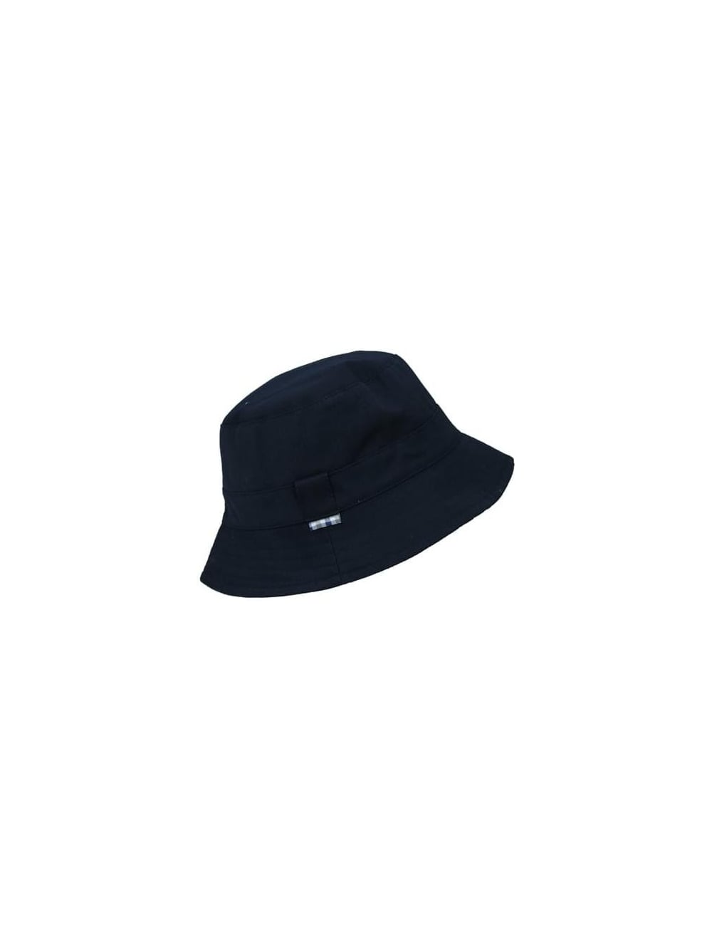 14522a86a14 Aquascutum Reversible Bucket Hat in Navy - Northern Threads