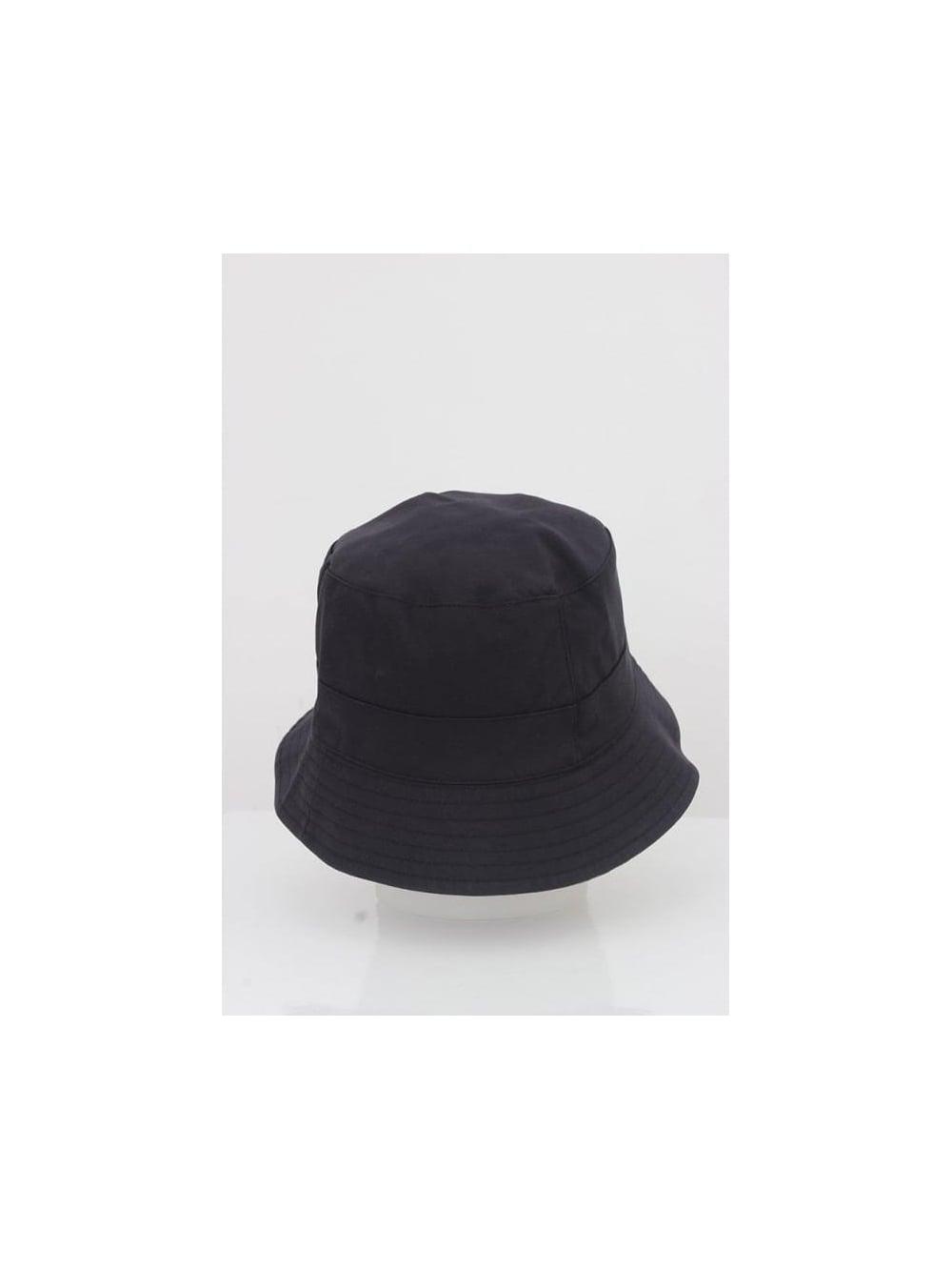 f39ca8c816900 Aquascutum Reversible Bucket Hat In Navy - Northern Threads